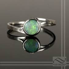 turquoise opal engagement rings opal rings ideas u0026 designs custommade com