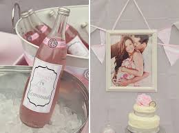 pink and gray baby shower pink gray baby shower the umbrella
