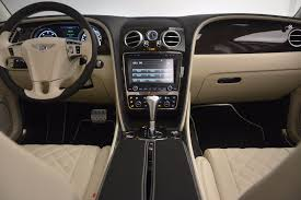 2017 bentley flying spur 2017 bentley flying spur w12 stock b1307 for sale near greenwich