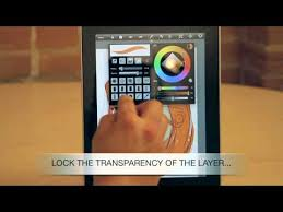 sketchbook pro ipad tutorial video just needs a bamboo stylus