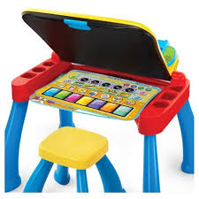 vtech table touch and learn vtech touch learn activity deluxe desk target