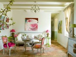 Western Dining Room Table by Dining Room Two Chairs And A Sofa And A Round Table In The