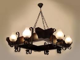 Wooden Chandeliers Lighting Antique Wooden Chandelier Furniture Pertaining To Attractive Home