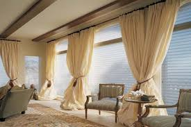 Simple Window Treatments For Large Windows Ideas Window Treatment Ideas For Living Rooms Curtain For Large Window