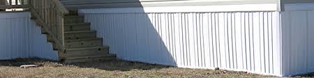 alamo transport decks u0026 skirting concrete covered porches