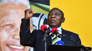 The New South African Flag South Africa Elects Cyril Ramaphosa As Its New President 90 3 Kazu