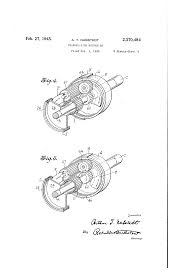 patent us2370484 transmission mechanism google patents