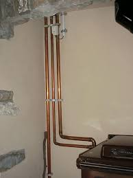 welsh farmhouse dual fuel central heating efficient heating