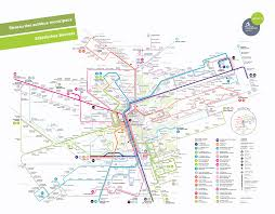 San Francisco Metro Map Pdf by Luxembourg A New Official Frequency Based Map U2014 Human Transit