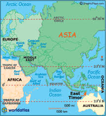 africa e asia mappa east timor map geography of east timor map of east timor