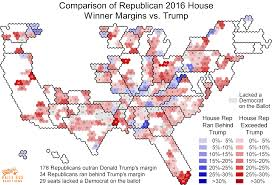 Republican States Map by Check Out Our Maps And Analysis Comparing 2016 U0027s Presidential And