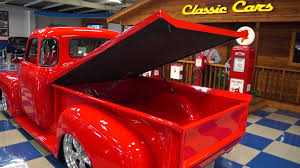 Classic Chevy Custom Trucks - 1953 gmc 5 window custom pickup truck youtube