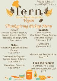 26 restaurants with thanksgiving menus better than your