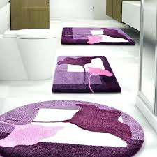 awesome purple bathroom accessories sets and plum coloured