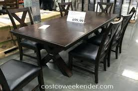 Costco Dining Room Sets with Dining Room Mesmerizing Costco Dining Room Ideas Costco Ca