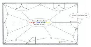 schema electrique chambre sché électriques câblages et branchements de circuits gratuits