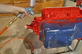 how to paint an engine napa know how blog