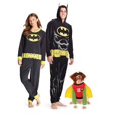because you and your really need matching batman pajamas