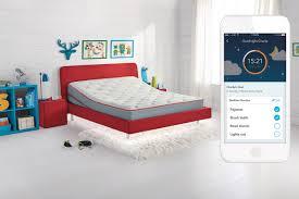 sleep number u0027s newest smart bed will track your kids u0027 slumber