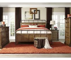 metal bedroom furniture broyhill furniture new vintage metal wood bedstead 4808metwoodbed