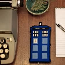 Dr Who Tardis Bookshelf Doctor Who Tardis Phone Charging Station Geek Crafts Plastic