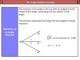 Angle Addition Postulate Worksheet Answers Angle Addition Postulate Geometry 3 3