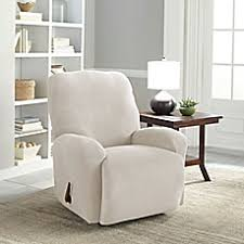 fit easy fit recliner slipcover bed bath beyond