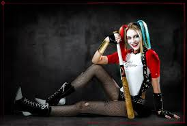 Harley Quinn Halloween Costume Diy Harley Quinn Squad Cosplay Makeup Tutorial