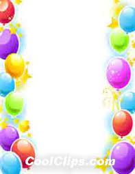 palloncini clipart festa palloncini fineart raster illustrazione clipart wb052835