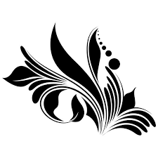 free floral swirls designs free downloads and add ons for