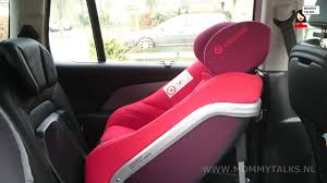 siege auto isofix renault car seat review concord reverso by mommytalks