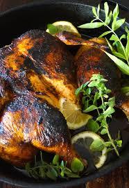 smoky paprika smoky paprika lemon herb chicken a brick recipe cooking on