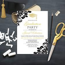 unique graduation invitations 25 unique high school graduation invitations ideas on