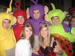 Teletubby Halloween Costumes Photo Essay Happy Halloween Geek Style Free Candie