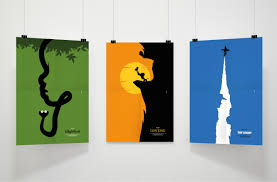 themed posters cool disney themed posters by jr creation