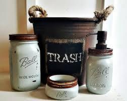 Rustic Bathroom Accessories Sets - bathroom accessories etsy