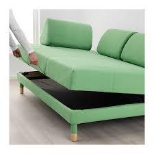 sleeper sofa flottebo sleeper sofa lysed green ikea