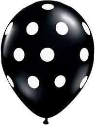 black balloons biodegradable balloons balloon release printed balloons