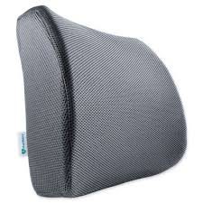 buy lumbar support pillows from bed bath u0026 beyond