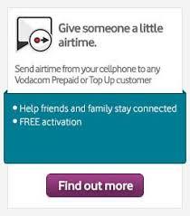 vodacom airtime vodacom cellphones tablets broadband deals