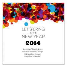 happy new year invitation new year invitation template new years party invitations