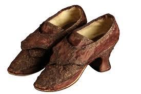 shoe shopping george washington u0027s mount vernon
