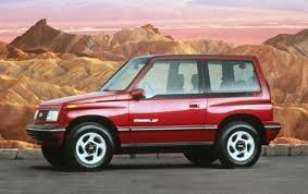 tracker jeep 1995 geo tracker information and photos zombiedrive