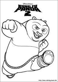 printable kung fu panda coloring pages kids 40 gif 450 583