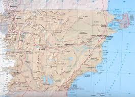 Patagonia Map Good Patagonia Maps