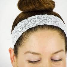 stretch headbands shop stretchy lace headbands on wanelo