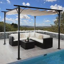 Metal Pergola Frame by 3x3m Durable Pavillon Garden Gazebo Metal Pergola Buy Gazebo