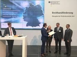 Jugendamt Bad Doberan Landkreis Rostock Bundesfördermittel Für Flächendeckenden Ausbau