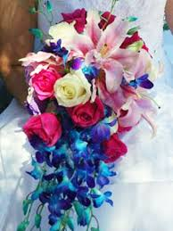 Cascading Bouquet Bouquet Styles Part 2 U2013 Cascading And Crescent Fiftyflowers The