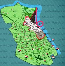 Map Of Iraq And Syria by Iraq Army Takes Control Of The Nw Coast Of The Tigris River And